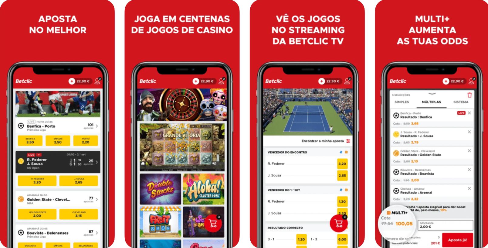 O que Esperar Da Betclic App?